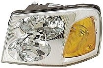 2002-2009 GMC Envoy Headlight Assembly - Left (Driver)