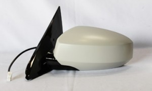 2004-2008 Nissan Maxima Side View Mirror - Left (Driver)