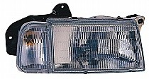 1998-1998 Chevrolet (Chevy) Tracker Headlight Assembly - Right (Passenger)