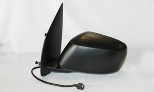 2005-2011 Nissan Pathfinder Side View Mirror (Non-Heated / Power Remote LE / S / XE) - Left (Driver)