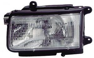 1998-1999 Isuzu Rodeo Headlight Assembly - Left (Driver)