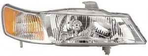 1999-2004 Honda Odyssey Headlight Assembly - Right (Passenger)