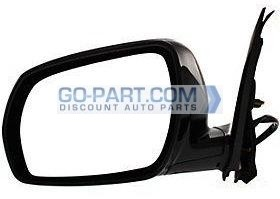 2003-2004 Nissan Murano Side View Mirror - Left (Driver)