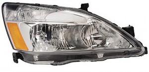2005-2007 Honda Accord Hybrid Headlight Assembly - Right (Passenger)