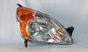 2002-2004 Honda CR-V Headlight Assembly - Right (Passenger)