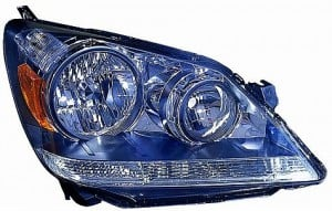 2005-2007 Honda Odyssey Headlight Assembly - Right (Passenger)