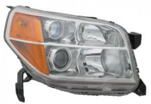 2006-2008 Honda Pilot Headlight Assembly - Right (Passenger)