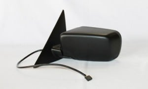 2001-2004 BMW 330i Side View Mirror - Left (Driver)