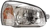 2001-2003 Hyundai Santa Fe Headlight Assembly - Right (Passenger)