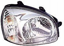 2003-2003 Hyundai Santa Fe Headlight Assembly - Right (Passenger)