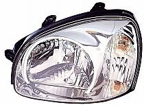 2003-2003 Hyundai Santa Fe Headlight Assembly - Left (Driver)