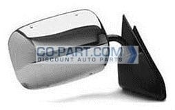 1995-1999 Chevrolet (Chevy) Tahoe Side View Mirror - Right (Passenger)