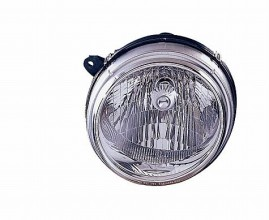 2003-2004 Jeep Liberty Headlight Assembly - Left (Driver)
