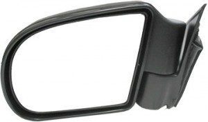 1998-2004 Chevrolet (Chevy) S10 Blazer Side View Mirror - Left (Driver)