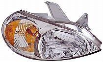 2001-2002 Kia Rio5 Headlight Assembly - Right (Passenger)
