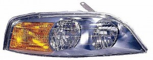 2000-2002 Lincoln LS Headlight Assembly - Right (Passenger)