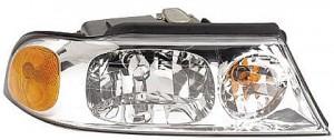 1998-2002 Lincoln Navigator Headlight Assembly - Right (Passenger)