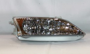 1997-1998 Lexus ES300 Headlight Assembly - Right (Passenger)