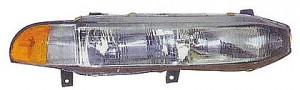1994-1996 Mitsubishi Galant Headlight Assembly - Right (Passenger)