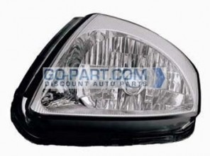 2002-2005 Mitsubishi Eclipse Headlight Assembly - Left (Driver)