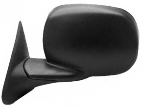1998-2000 Dodge Van Side View Mirror - Left (Driver)