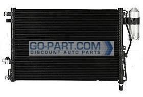 2003-2005 Volvo XC90 A/C (AC) Condenser