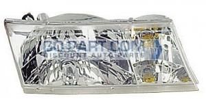 1998-2002 Mercury Grand Marquis Headlight Assembly - Right (Passenger)