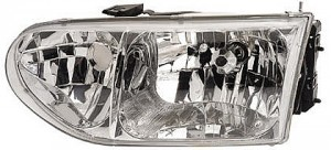 1999-2002 Mercury Villager Headlight Assembly - Left (Driver)