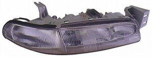 1993-1997 Mazda 626 Headlight Assembly - Left (Driver)