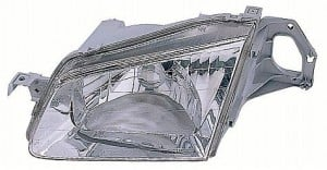 1999-2000 Mazda Protege Headlight Assembly - Left (Driver)