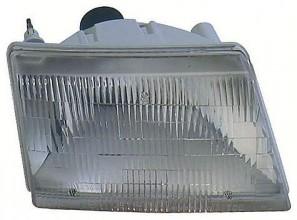 1998-2000 Mazda B2300 Headlight Assembly - Right (Passenger)