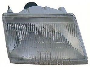 1998-2000 Mazda B2500 Headlight Assembly - Right (Passenger)