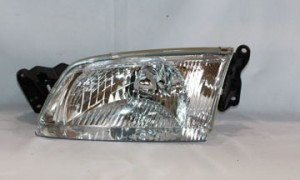 2000-2002 Mazda 626 Headlight Assembly - Left (Driver)