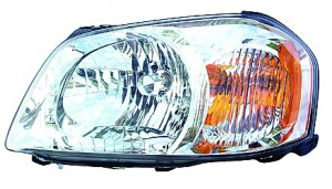 2005-2006 Mazda Tribute Headlight Assembly - Left (Driver)