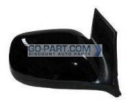 2006-2008 Honda Civic Side View Mirror (Coupe / Power Remote / Non-Heated) - Right (Passenger)