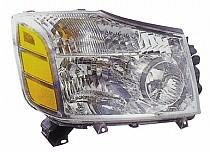 2004-2007 Nissan Armada Headlight Assembly - Right (Passenger)