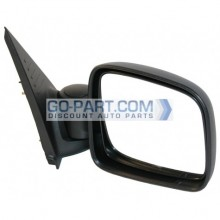 2002-2007 Jeep Liberty Side View Mirror (Manual / Fold-Away) - Right (Passenger)