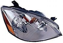 2002-2004 Nissan Altima Headlight Assembly (Includes Park/Signal Lamps / HID) - Right (Passenger)