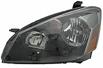 2005-2006 Nissan Altima Headlight Assembly (Does Not Fit R or SE-R Models) - Left (Driver)
