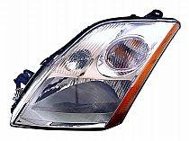 2007-2009 Nissan Sentra Headlight Assembly - Right (Passenger)