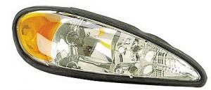 1999-2005 Pontiac Grand Am Headlight Assembly - Right (Passenger)