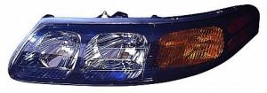 2003-2005 Pontiac Bonneville Headlight Assembly - Left (Driver)
