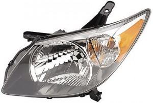 2003-2004 Pontiac Vibe Headlight Assembly - Left (Driver)