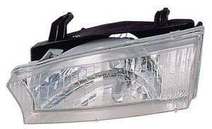 1997-1999 Subaru Outback Headlight Assembly - Left (Driver)