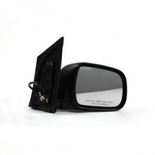 2004-2010 Toyota Sienna Side View Mirror (Heated / Power Remote / without Auto Dimmer / Black) - Right (Passenger)