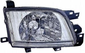 2001-2002 Subaru Forester Headlight Assembly - Right (Passenger)