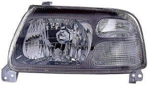2004-2005 Suzuki Grand Vitara Headlight Assembly - Left (Driver)