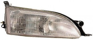 1995-1996 Toyota Camry Headlight Assembly - Right (Passenger)