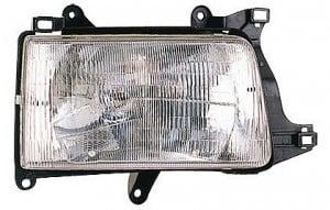 1993-1998 Toyota T100 Pickup Headlight Assembly - Right (Passenger)