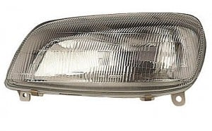 1996-1997 Toyota RAV4 Headlight Assembly - Left (Driver)